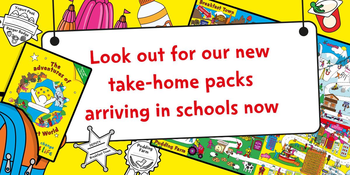 New English resource to help pupils make healthier swaps